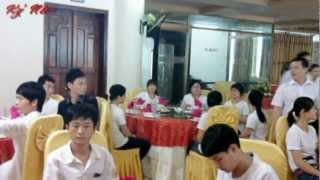 preview picture of video 'ky niem lop a3 thpt so3 lao cai'