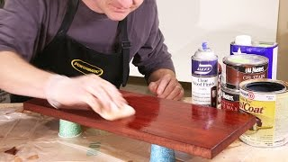 Finishing Mahogany 3 Tips For Beautiful Color In Your Woodworking Projects
