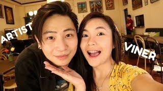 Let's talk about our PAST + MUKBANG | JaiGa