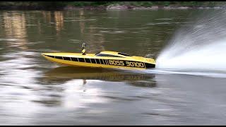 "70"" SV43 Outerlimits RC Boat - WheelMan Designz"