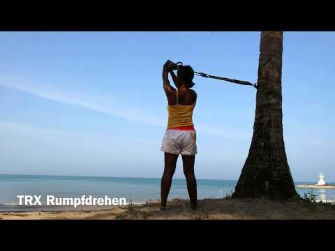 TRX Training - Rumpfdrehen Video