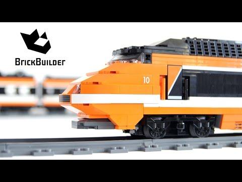 Vidéo LEGO Creator 10233 : Horizon Express