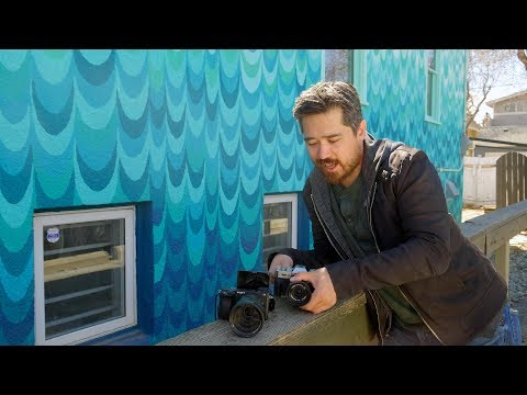 External Review Video RgAks3zry3g for Fujifilm X-T30 APS-C Camera