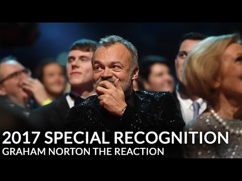 Graham Norton The Reaction