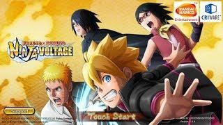 Naruto X Boruto Live Stream Part 2!!