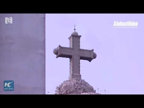 Egypt prepares to reopen Coptic churches today