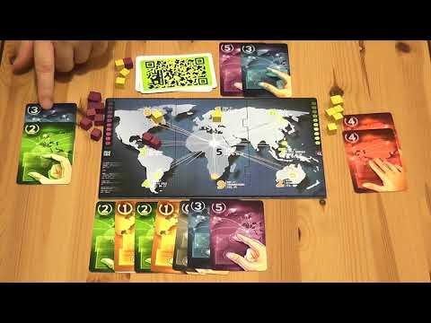 Hacker játszma társasjáték - d3meeples