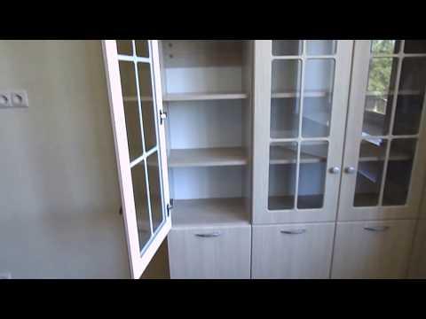 Книжные шкафы со стеклянными дверцами, Троицк (Москва)