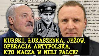 MÓJ SUBSKRYBOWANY KANAŁ – Kurski, Łukaszenka, Jeżow. Operacja antypolska. Kto macza w niej palce?