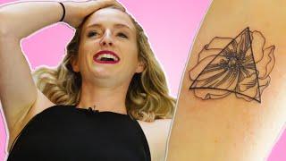 People Afraid Of Commitment Get Tattoos
