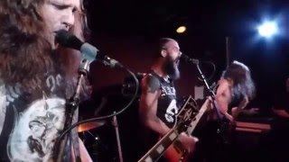 Baroness - Ogeechee Hymnal → Take My Bones Away (Houston 12.08.15) HD