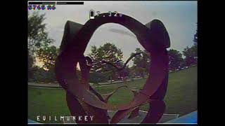 IGOW2 Week 3 Flips and Rolls FPV EvilMunkey