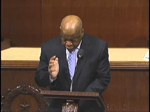 Rep. John Lewis Calls for a Responsible End to War in Afghanistan