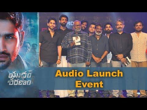 Yuddham Saranam Movie Audio Launch Event