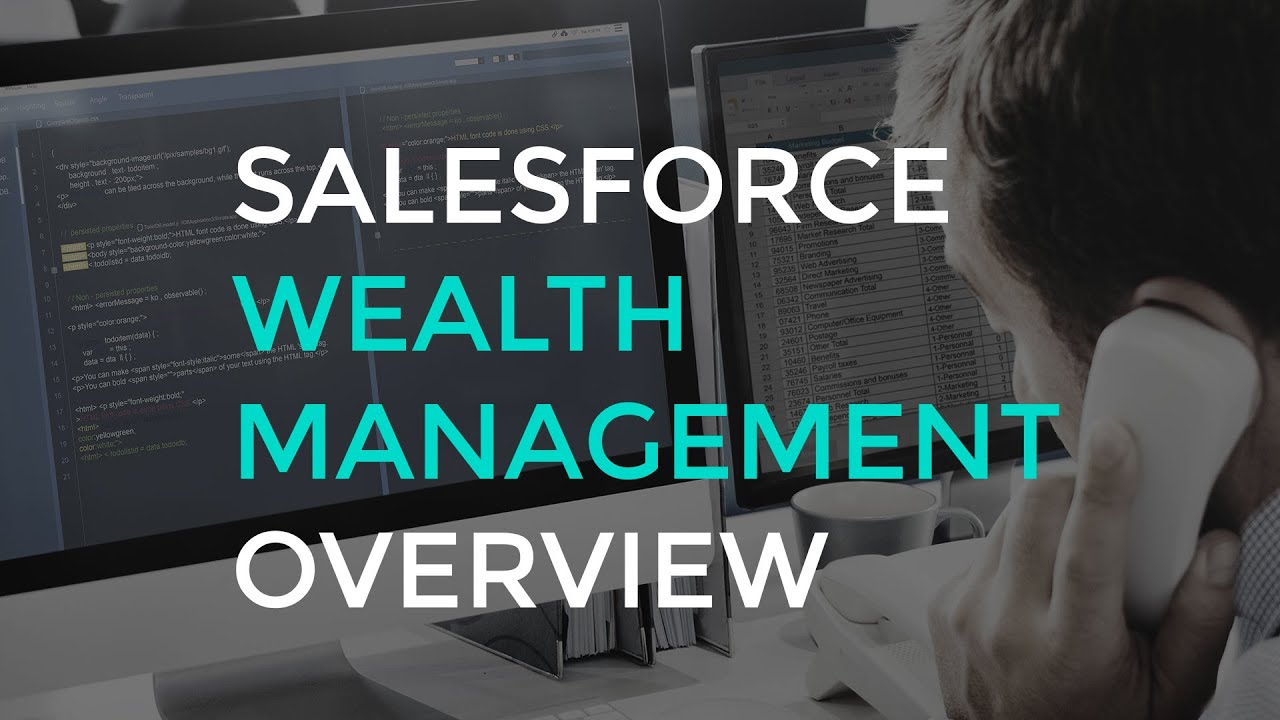 Salesforce for Wealth Management Demo | Sikich