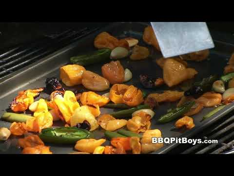 Habanero Hell Fire Hot Sauce by the BBQ Pit Boys