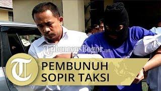 Polisi Tangkap Pembunuh Sopir Taksi Online di Bogor, Pelaku Panik Lihat Korban Berdarah
