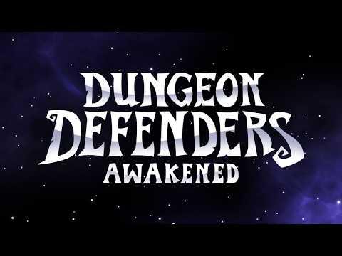 Trailer de Dungeon Defenders Awakened