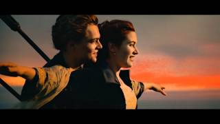 Titanic (Movie Clip) - I'm Flying!