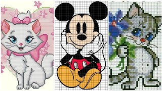 Fabulous And Beautiful Cross Stitch Patterns