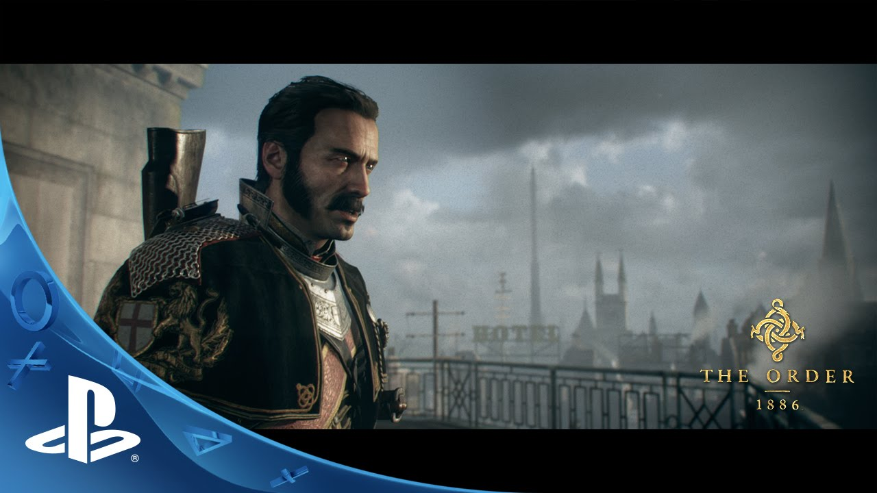 The Order: 1886 Out Tomorrow, Watch the Launch Trailer