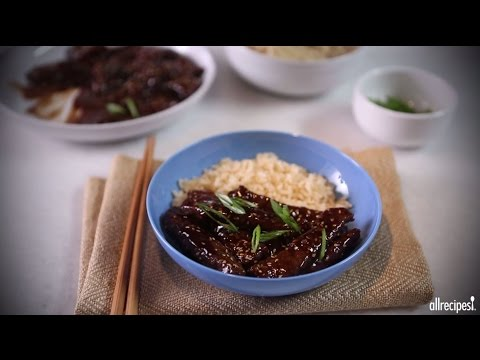 Asian Recipes – How to Make Sesame Beef