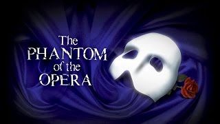 PHANTOM OF THE OPERA - Wishing You Were Somehow Here Again (KARAOKE) - Lyrics on screen