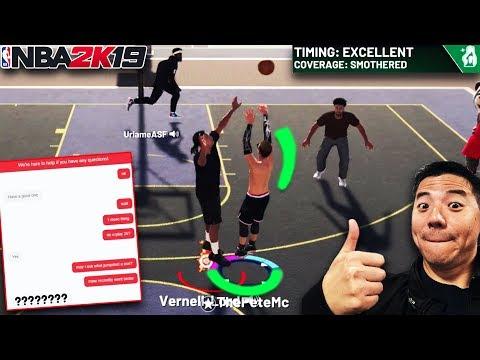 REAL 2K DEV GAVE ME HIS BEST JUMPSHOT IN NBA 2K19!! Best Custom Jumpshot for All Archetypes!?