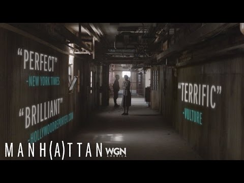 Manhattan Season 2 (Promo 'Quotes')