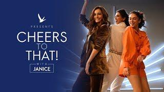 Cheers To That! With Janice EP 01 - Diana Penty, Dia Mirza, Aditi Rao Hydari
