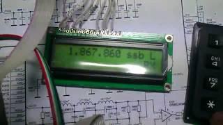 ТПП пилигрим. Синтезатор частот