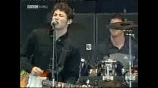 Dogs Die In Hot Cars - Godhopping & I Love You Coz I Have To at T in the Park 2004