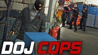 Dept. of Justice Cops #67 - Hide & Go Kill (Criminal)