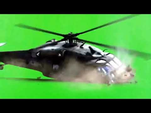 Action Movie Greenscreen Szenen Effect FREE Chromakey