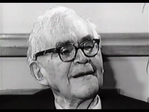 Karl Barth - Ein Interview (1967)