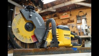 DEWALT Flexvolt 9 Inch Cut Off Tool   Kholo.pk