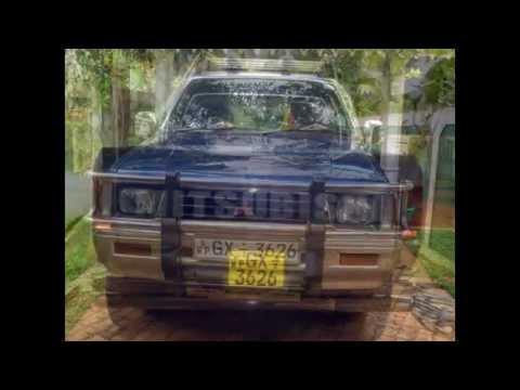 ikman lk-jeep-mitsubishi-videos