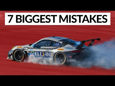 How To Avoid The Biggest Track Day Mistakes