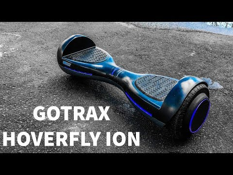 GOTRAX Hoverfly ION: Review