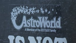 Astroworld lives on in this woman's bar
