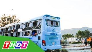 Nguyên nhân ban đầu của vụ tai nạn xe khách tại Khánh Hòa | THDT