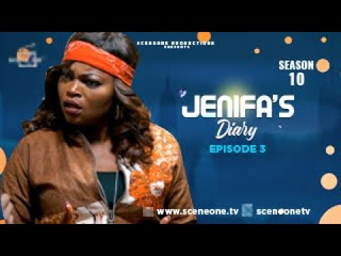 Jenifa's diary S10EP3 - SIDE CHIC | Funke Akindele,