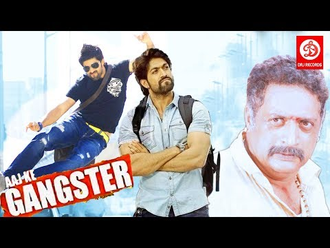 AAJ KA GANGSTER (Raajadaani ) || 2017 New Released full Hindi Dubbed Movie || Action Movie