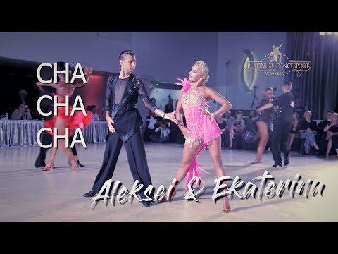 Aleksei Alekseev and Ekaterina Derevleva I Cha Cha I Platinum 2019