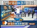 BJP likely to get around 24-30 seat, Congress 06-08 seat in South Gujarat