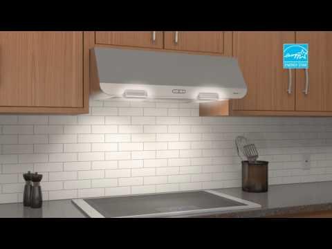 Eplec130ss 30 Inch 600 Cfm Stainless Steel Range Hood