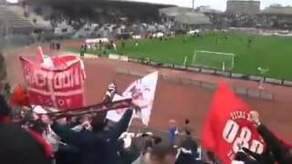 Il goal visto dagli spalti di Lazzari, che goduria! Video di Anna B.