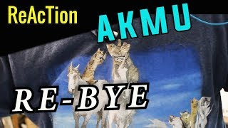 Reaction To AKMU   RE BYE  REBYE  MV  Musician Reacts