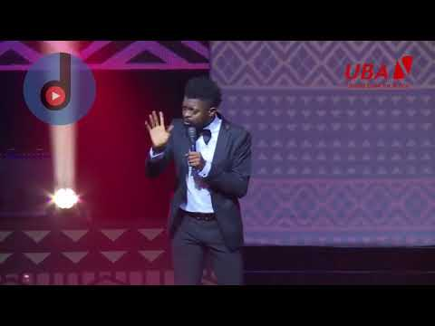 BASKETMOUTH LATEST COMEDY PERFORMANCE 2018