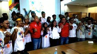 Komunitas Muda Amin Indonesia Deklarasi Dukung Jokowi Ma'ruf Amin